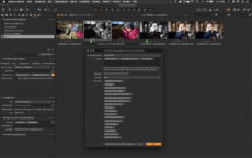 Bildexport in Capture One