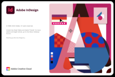 Adobe InDesign 2021